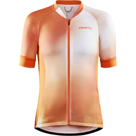 Craft ADV Endur Graphic Jersey Women tart/coral